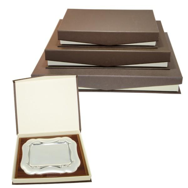 presentation box for plaque